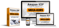 Amazon KDP Self Publishing Mega Onlinekurs – Ignatz Rajher