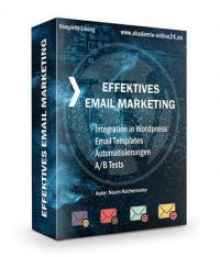 Effektives E-Mail Marketing – Onlinekurs von Akademie Online 24