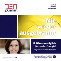 """""""Nie wieder ausgebrannt"""" Audio-CD von Zen Business"""