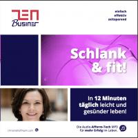 Leichter »Schlank & Fit« Audio-CD von Zen Business
