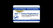 Online Flugfunkkurs BZF I PLUS inkl. Englisch Auffrischung
