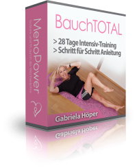 MenoPower – Bauch Total 28 Tage Trainingsplan