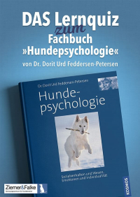 Lernquiz zum Buch Hundepsychologie – Ziemer & Falke