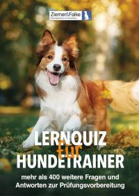 Lernquiz für Hundetrainer – Ziemer & Falke